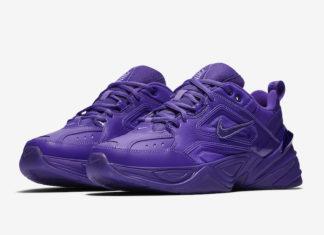 Nike M2K Tekno Gel Hyper Grape Purple CI5749-555 Release Info