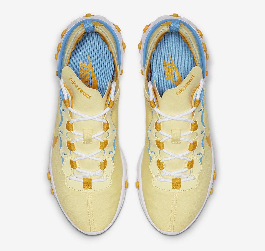 Nike React Element 55 BQ2728 700 Release Info | SneakerFiles