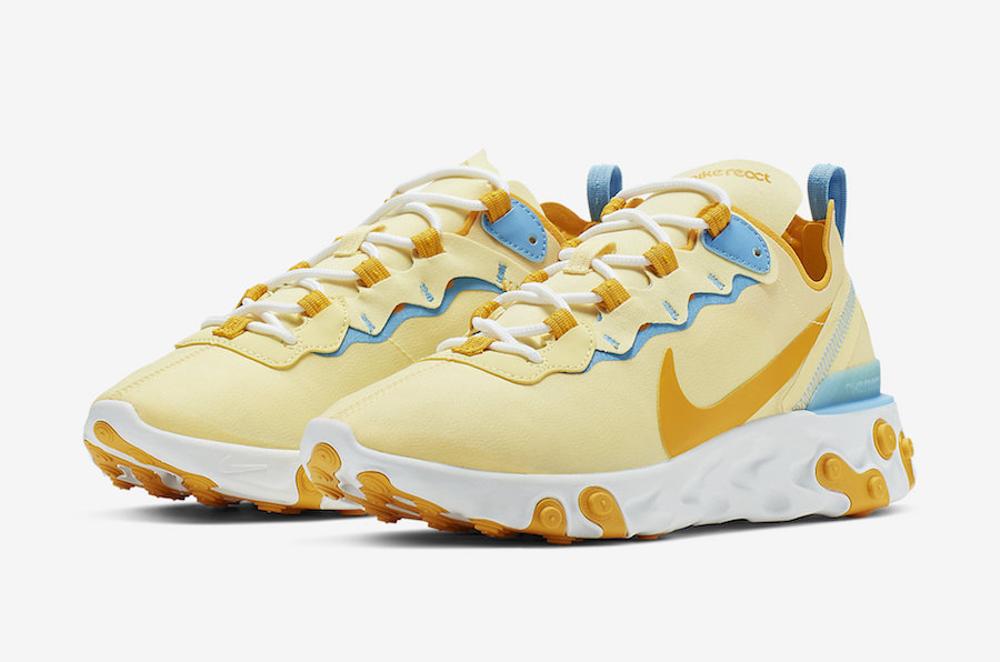 Nike React Element 55 BQ2728-700 Release Info