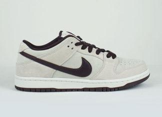 Nike SB Dunk Low Desert Sand Mahogany Release Info