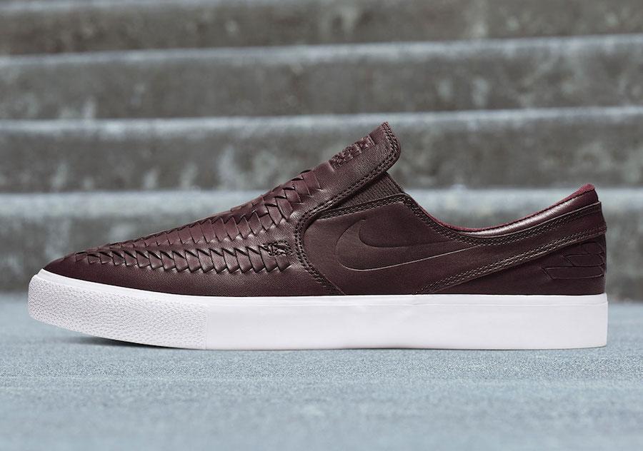 Nike SB Zoom Stefan Janoski Woven Slip RM Release Date Info