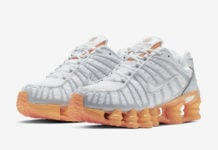 Nike Shox TL Fuel Orange AR3566-101 Release Info