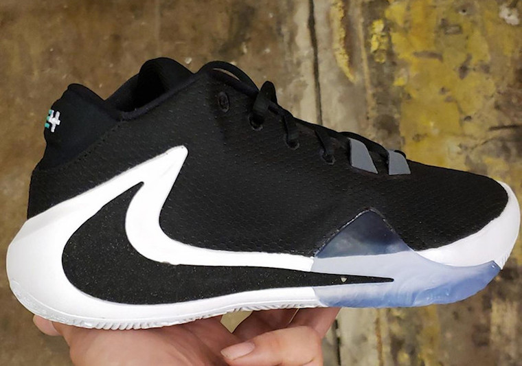Nike Zoom Freak 1 Black White Lucid Green BQ5422-001 Release Date Info