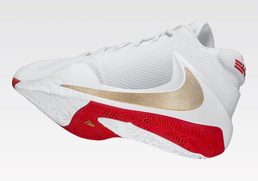 Nike Zoom Freak 1 Roses BQ5422-100 Release Info