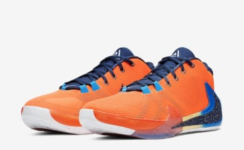 Nike Zoom Freak 1 Total Orange BQ5422-800 Release Date Info