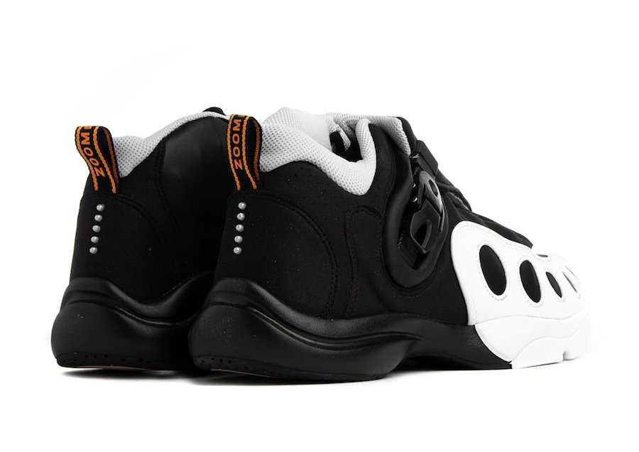 Nike Zoom GP Black White Canyon Gold AR4342-002 Release Date Info