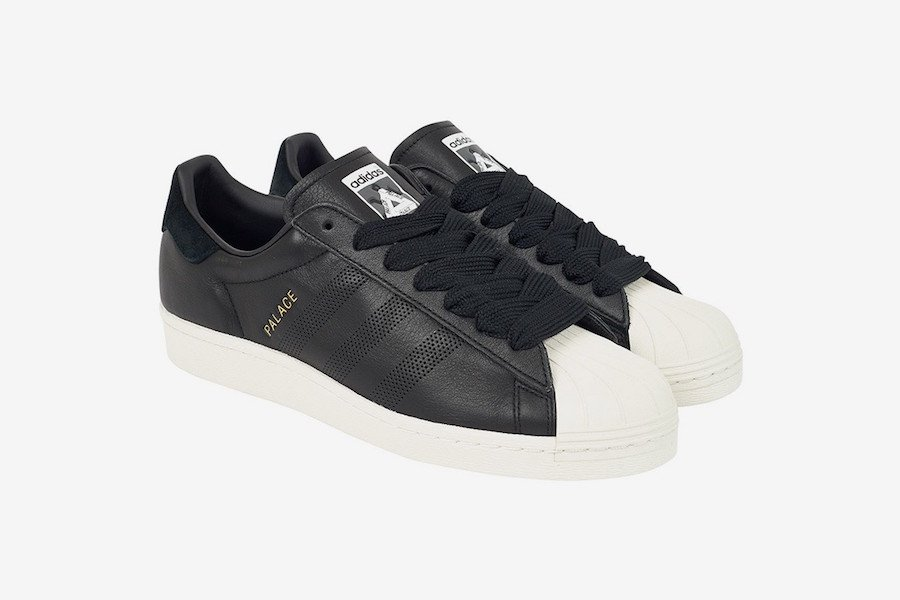 Palace adidas Superstar Release Info