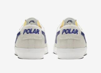 Polar Skate Co Nike SB Blazer Low AV3028-100 Release Info