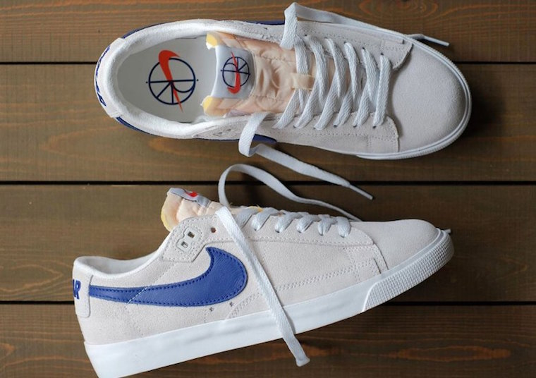 Polar Skate Co Nike SB Blazer Low Release Info
