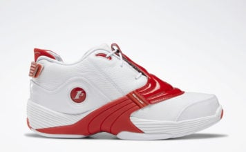 Reebok Answer 5 V OG White Red 2019 DV6961 Release Date Info