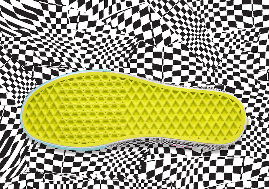 size Vans Era Warped Check Release Info