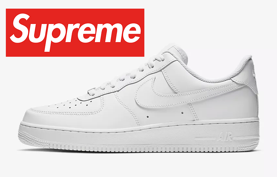 Supreme Nike Air Force 1 Low 2020 Release Date Info
