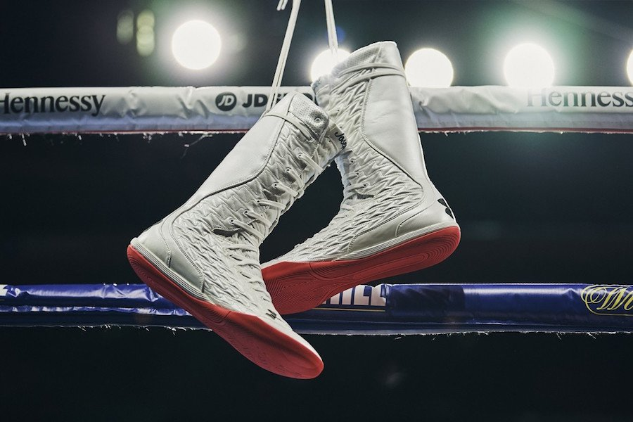 Under Armour Anthony Joshua Boxing Boot