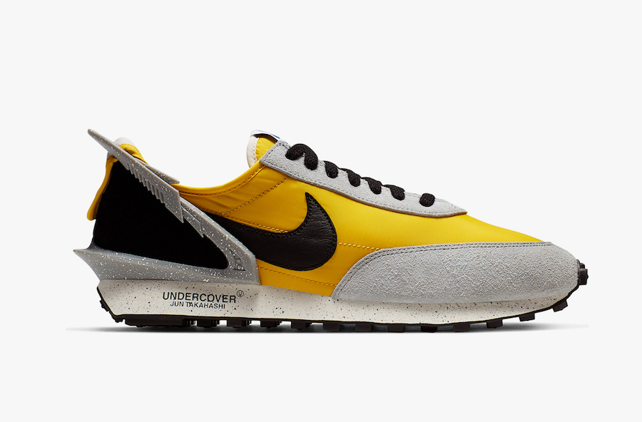 Undercover Nike Daybreak Bright Citron BV4594-700 Release Date Info