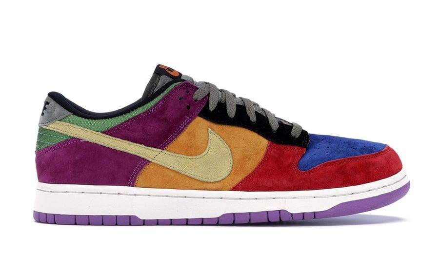 2002 Nike Dunk Low Viotech