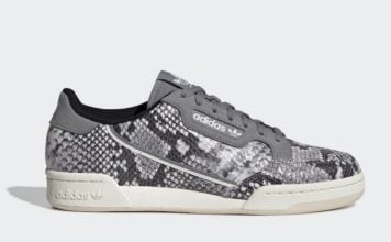 adidas Continental 80 Snakeskin EH0169 Release Date Info