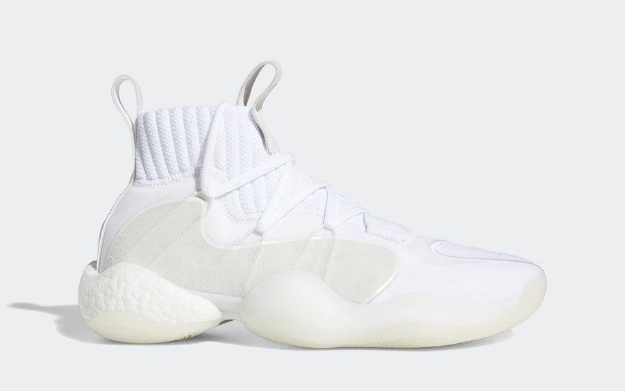 adidas Crazy BYW X Cloud White EE5998 Release Date Info