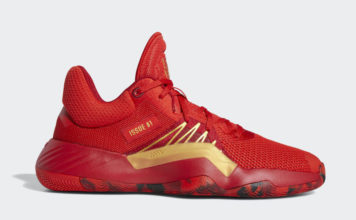 adidas DON Issue 1 Iron Spider EG0490 Release Date Info