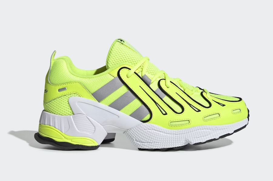 adidas EQT Gazelle Solar Yellow EE4773 Release Date