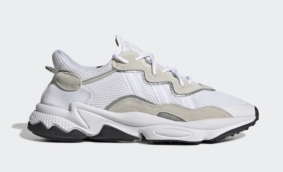 adidas Ozweego Cloud White Black EE6464 Release Date
