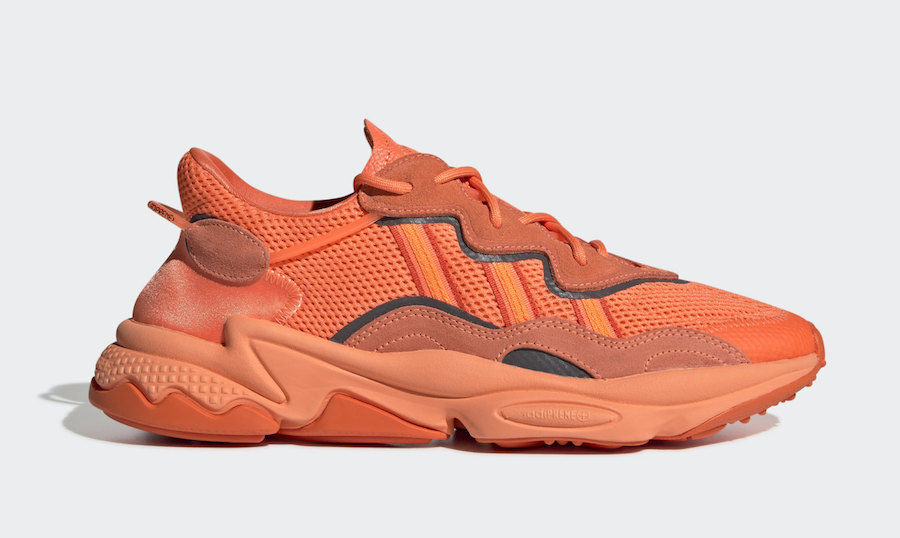 adidas Ozweego Hi-Res Coral EE6465 Release Date