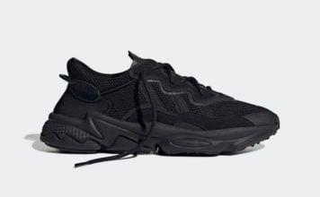 adidas Ozweego Triple Black EE6999 Release Date Info