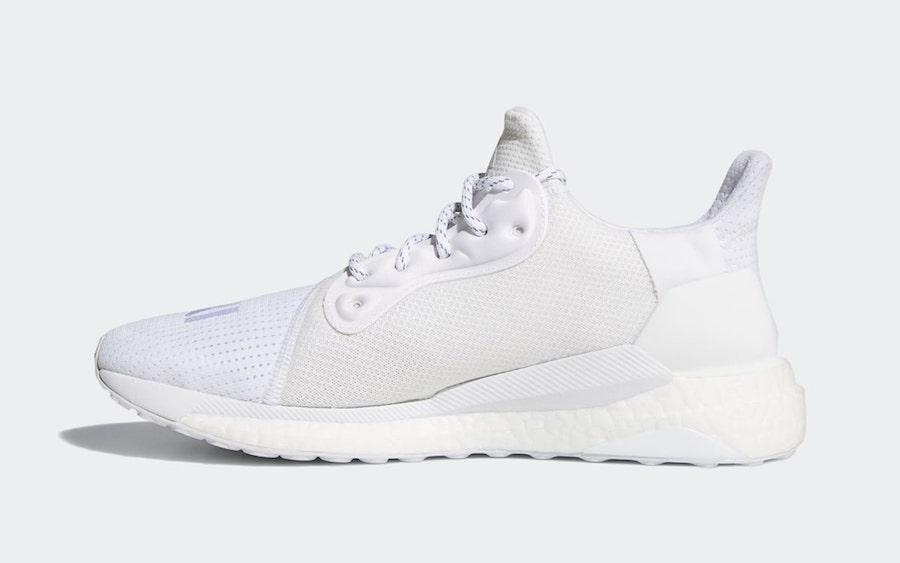 adidas Solar Hu White EF2378 Release Date