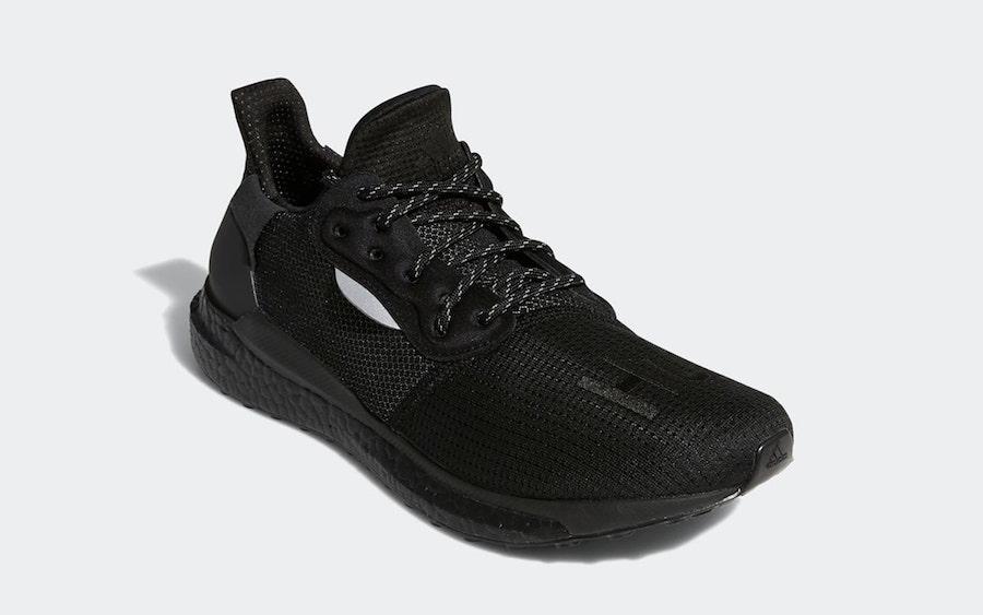 adidas Solar Hu Glide Black EG7788 Release Date