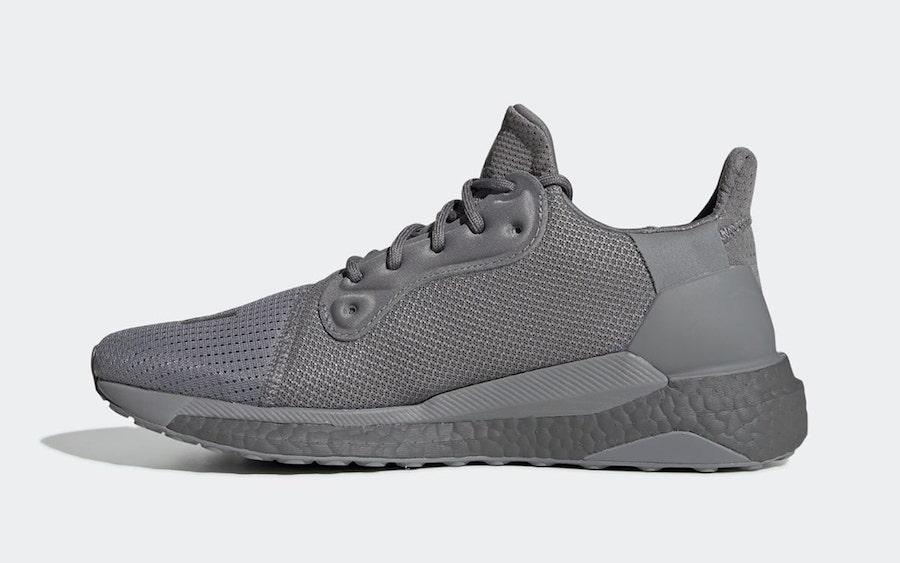adidas Solar Hu Glide Grey EF2380 Release Date