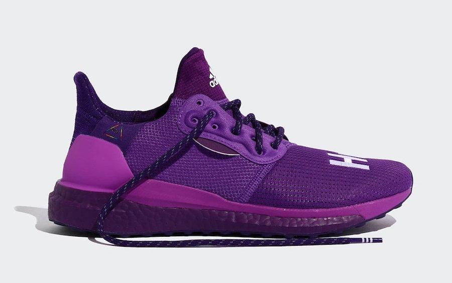 adidas Solar Hu Glide Purple EG7770 Release Date Info