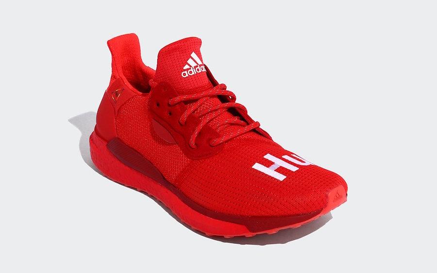 adidas Solar Hu Glide Red EF2381 Release Date Info