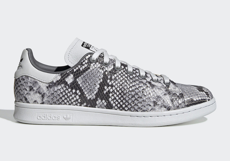 adidas Stan Smith Snakeskin EH0151 Release Date Info