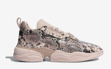 adidas Supercourt RX Snakeskin EH0147 Release Date Info