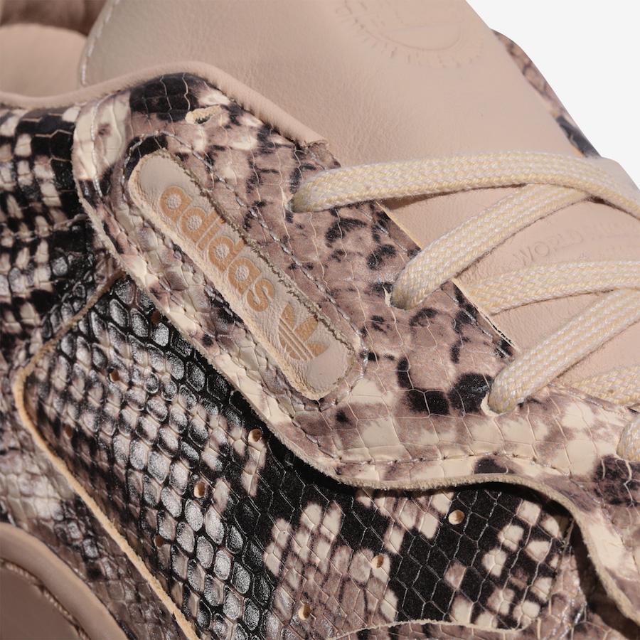adidas Supercourt RX Snakeskin EH0147 Release Date Info