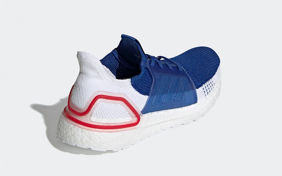 adidas Ultra Boost 2019 4th of July USA EF1340 Release Date Info