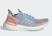 adidas Ultra Boost 2019 Glow Blue Coral G27483 Release Date Info