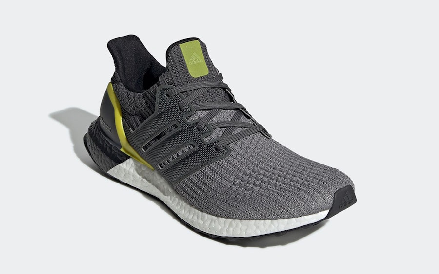 adidas Ultra Boost Grey Three Green G54003 Release Date Info