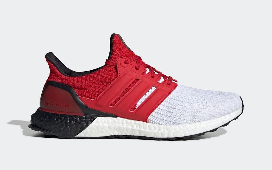 adidas Ultra Boost Scarlet White G28999 Release Date Info