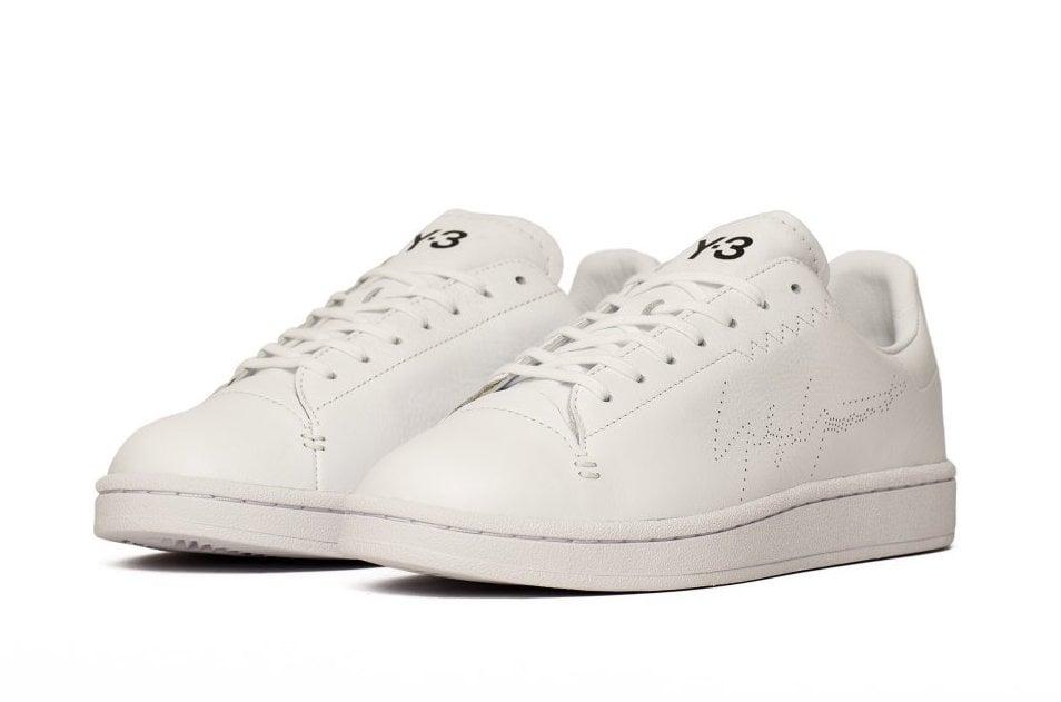 adidas Y-3 Yohji Court White EF2554 Release Date Info
