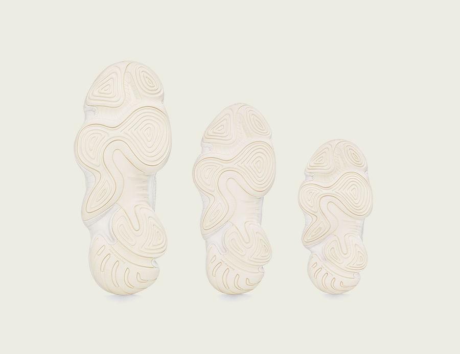 adidas Yeezy 500 Bone White FV3573 Release Date