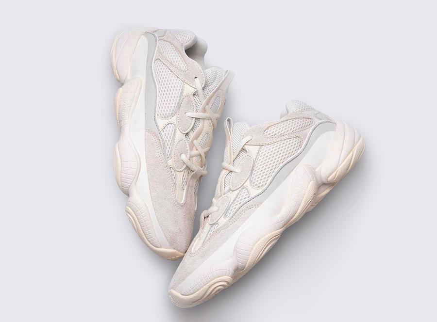 adidas Yeezy 500 Bone White Release Date