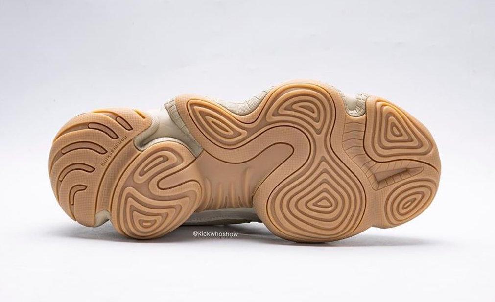 adidas Yeezy 500 Stone FW4839 Release Date
