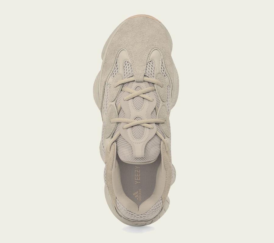 adidas Yeezy 500 Stone Release Date Info
