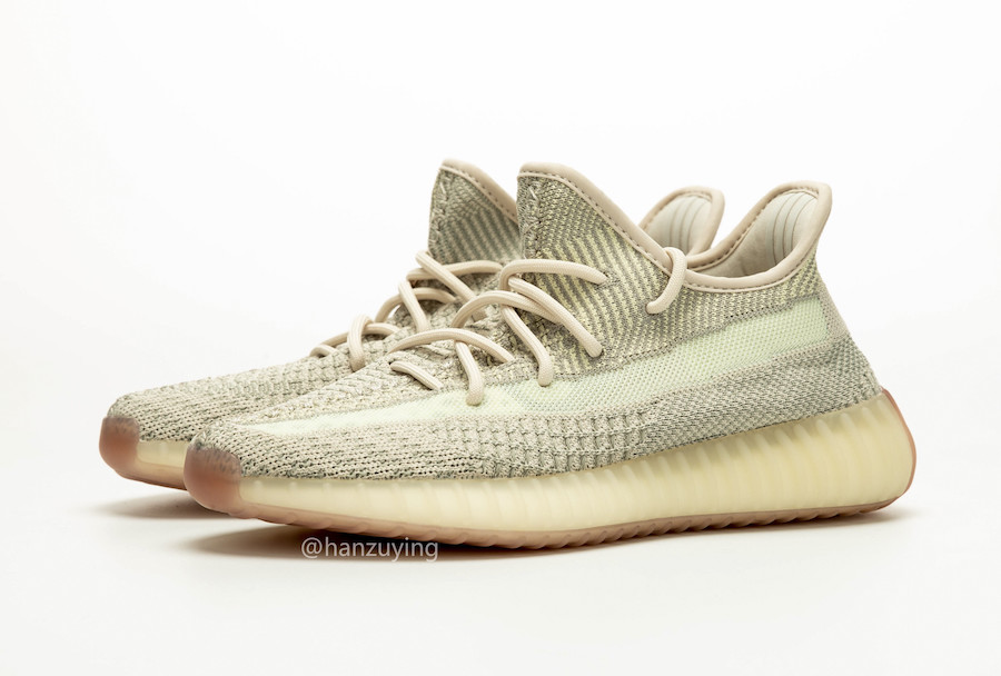 adidas Yeezy Boost 350 V2 Citrin FW3043 Release Date