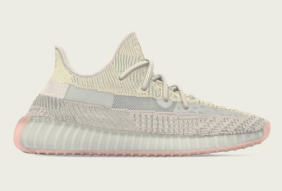 adidas Yeezy Boost 350 V2 Citrin FW3043 Release Date Info