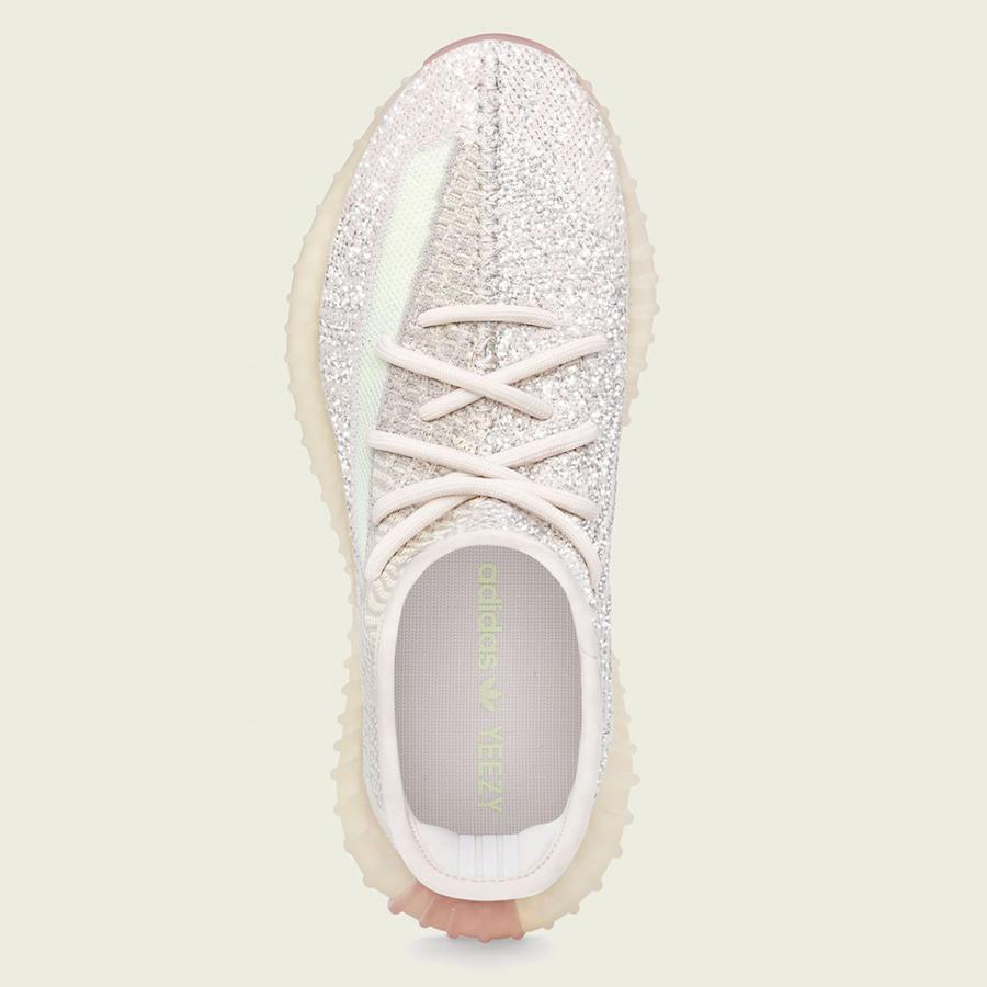 adidas Yeezy Boost 350 V2 Citrin Non-Reflective FW3042 Release