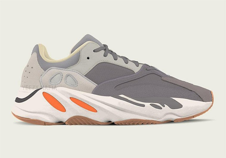 adidas Yeezy Boost 700 Magnet Release Date Info