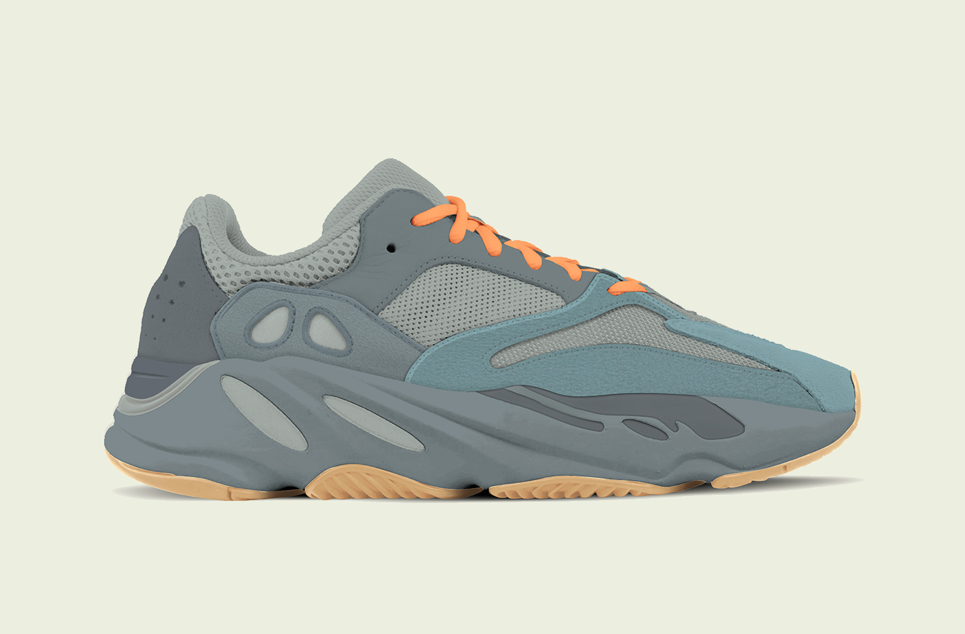 adidas Yeezy Boost 700 Teal Blue Release Date Info
