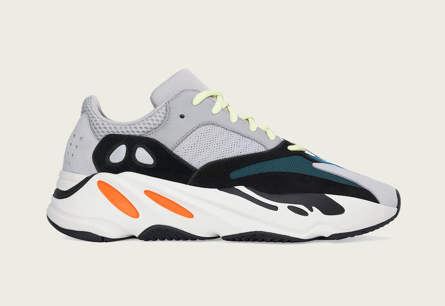 Surichinmoi proporcionar Barón  adidas Yeezy Boost 700 Wave Runner 2019 B75571 Release Date Info |  SneakerFiles