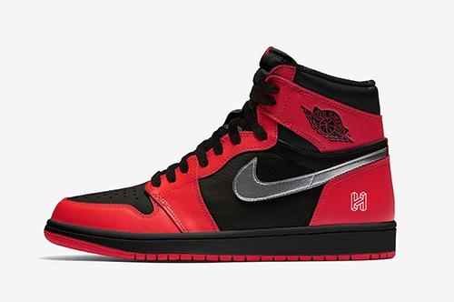 Air Jordan 1 Black Gym Red Metallic Silver Release Date